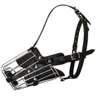 Basket Wire Dog Muzzle Padded All Over